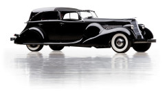 1935 Duesenberg Model SJ Town Car by Bohman & Schwartz