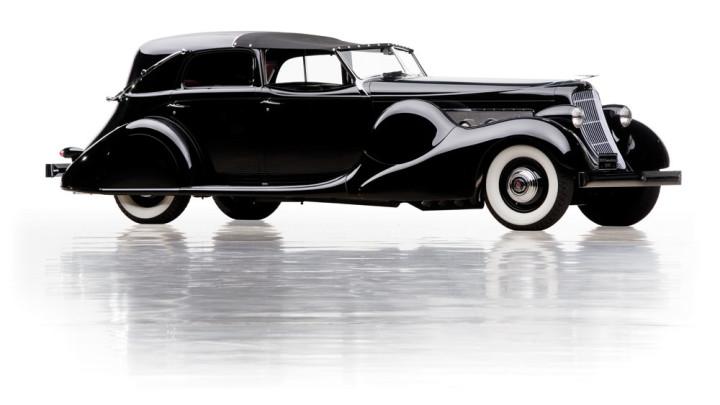 1935 Duesenberg Model SJ Town Car by Bohman & Schwartz