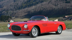 1953 Fiat 8V Cabriolet by Vignale