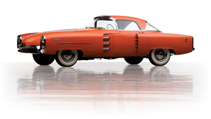1955 Lincoln Indianapolis Exclusive Study by Boano