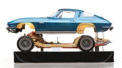 1965 Chevrolet Corvette Demonstration Stand