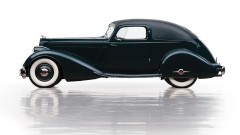 1934 Packard Twelve Sport Coupe by LeBaron