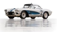 """1962 Chevrolet Corvette """"Gulf Oil"""" Race Car"""