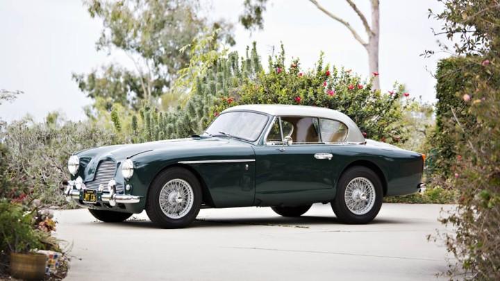 1957 Aston Martin DB2/4 Mk II Fixed Head Coupe