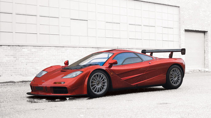 1998 McLaren F1 'The Road Going LM' of The Pinnacle Portfolio
