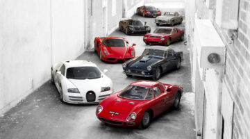 2015 Monterey Classic Car Week Pre-Auctions Overview