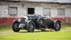1931 Bentley 4½-Litre Supercharged Two-Seater Sports in the style of Vanden Plas