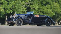 1934 Rolls Royce Phantom II Continental Two-Seat Drophead Coupe