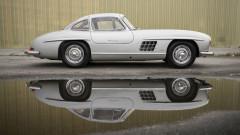 1955 Mercedes-Benz 300 SL Alloy Gullwing