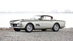 1957 Ferrari 410 Superamerica Series II Coupe with coachwork by Pinin Farina