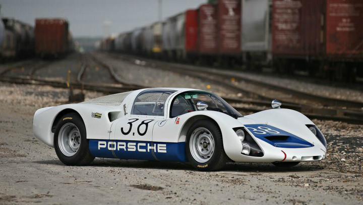 1967 Porsche 906 E