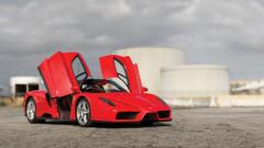2005 Ferrari Enzo open doors