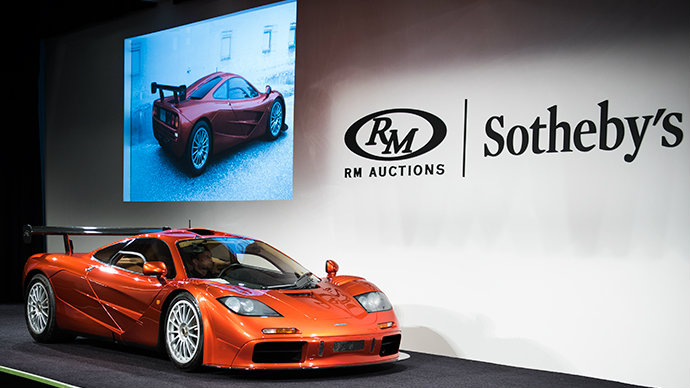 2015 rm sotheby's monterey classic car auction results