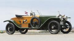 1914 Rolls-Royce 40/50 Silver Ghost Skiff