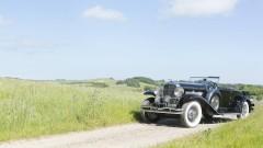1930 Duesenberg Model J Disappearing Top Roadster