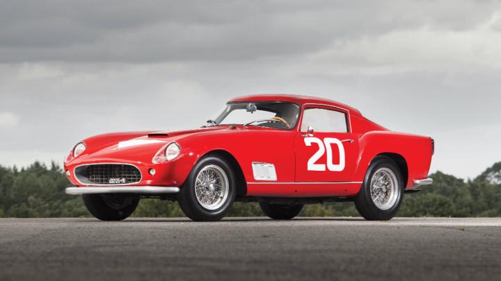 1958 Ferrari 250 GT Berlinetta Competizione Tour de France