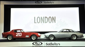 2015 RM Sotheby's London Sale Results