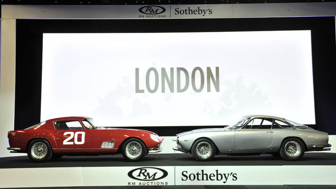 RM Sothebys London Auction 2015