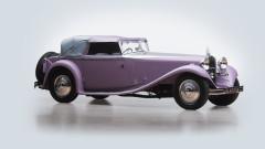 1934 Delage D8 S Cabriolet by Fernandez et Darrin