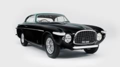 1953 Ferrari 212 Inter Coupe by Vignale