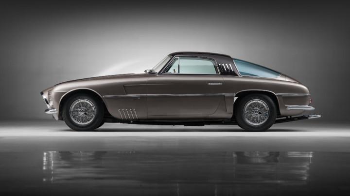 1953 Ferrari 250 Europa Coupe by Vignale