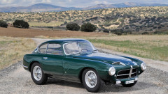 1954 Pegaso Z-102 3.2 Berlinetta by Touring