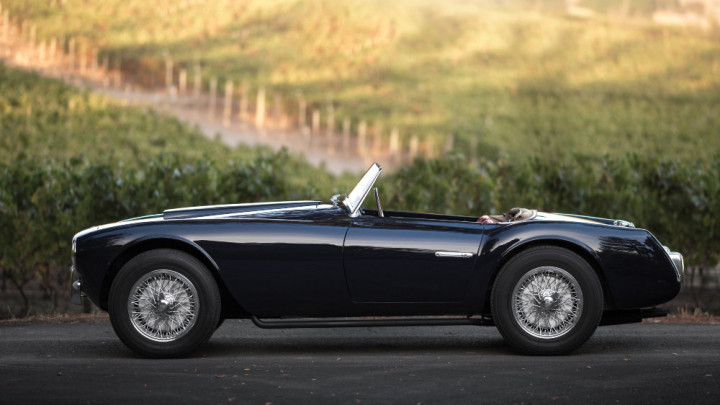 1954 Siata 208S Spider by Motto