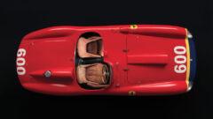 1956 Ferrari 290 MM by Scaglietti from Above