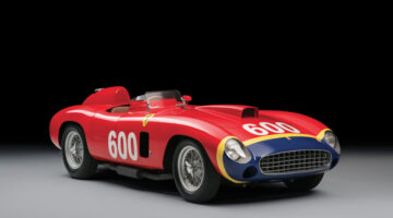 1956 Ferrari 290 MM – Most-Expensive Car in 2015