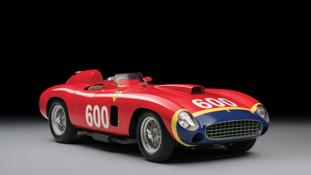 Image result for 1956 Ferrari 290 MM