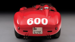1956 Ferrari 290 MM by Scaglietti rear
