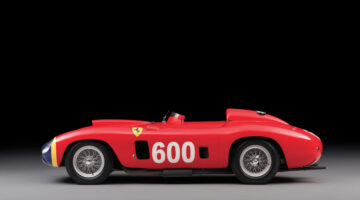 2015: Ten Most-Expensive Cars Sold at Public Auction (Full Year)
