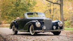 1956 Mercedes Benz 300 Sc Roadster