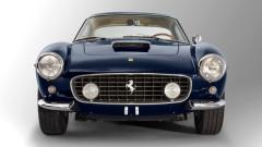 1963 Ferrari 250 SWB front © Artcurial