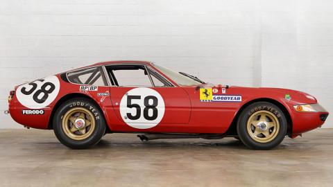 1969 Ferrari 365 GTB4 N.A.R.T. Competizione