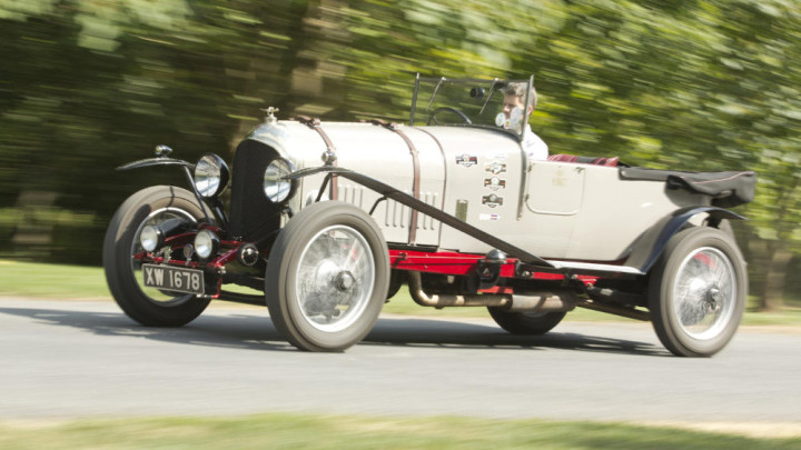 1924 Bentley 3-Liter Red Label Speed Model Tourer
