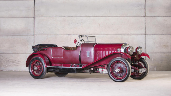 1929 Bentley 4½-Litre Tourer