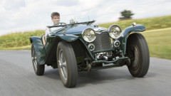 """1935 Riley MPH Two-Seater Sports, the """"Swiss MPH"""","""