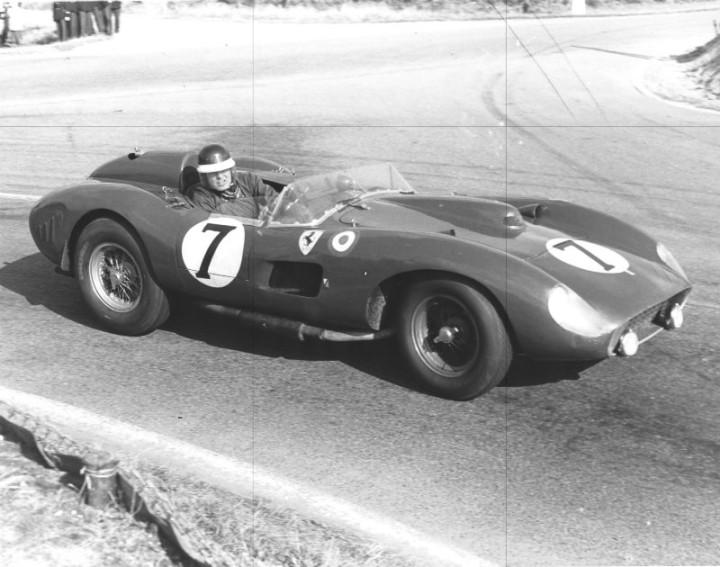 1957 Ferrari 335 S Spider Scaglietti, chassis 0674