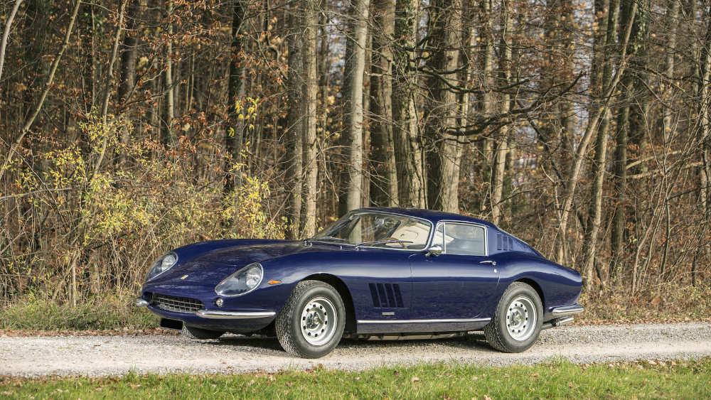 1966 Ferrari 275 GTB Bonhams