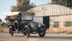 1911 Lozier Model 51 Seven-Passenger Touring