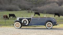 1928 Mercedes Benz 630K La Baule Transformable