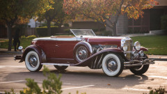Disappearing Top Torpedo Convertible Coupe by Murphy