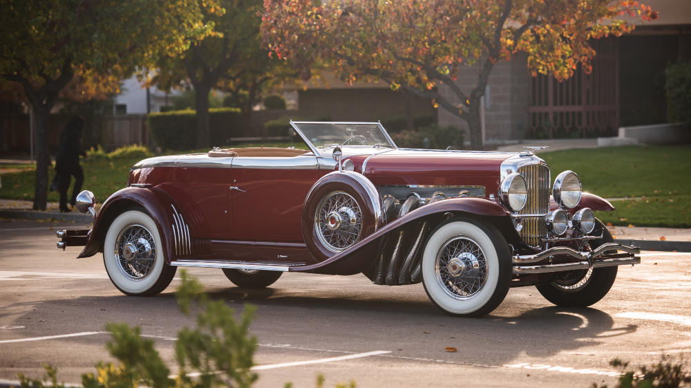 2016 RM Sotheby\'s Arizona Sale (Top American Cars Preview)