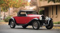 1931 Bugatti Type 49 Roadster by Gangloff