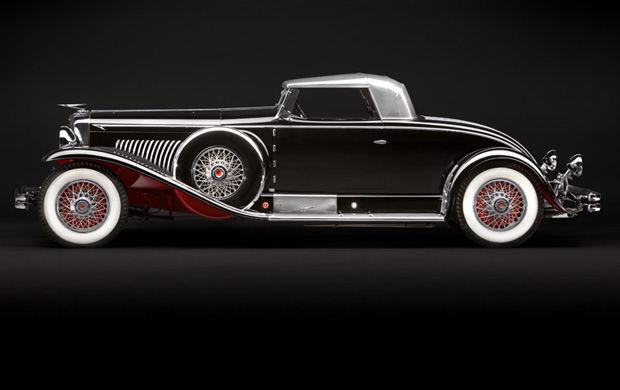 1931 Duesenberg J Coupe