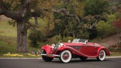 1937 Mercedes-Benz 540 K Special Roadster by Sindelfingen