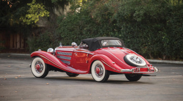 2016 RM Sotheby's Arizona Classic Car Auction Results