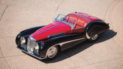 939 SS 100 Jaguar 2½-Litre Roadster by Van den Plas