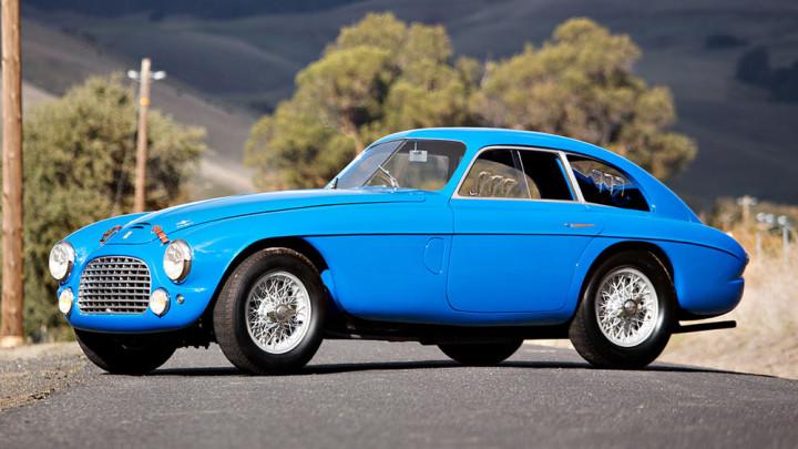 1950 Ferrari 166 MM /195S Berlinetta Le Mans,